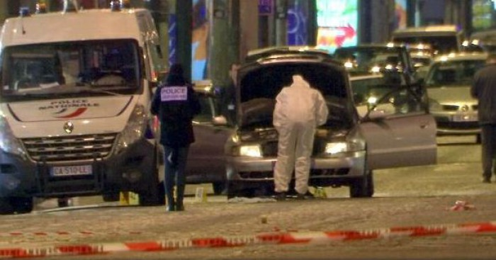 (video/update)  Presupusul autor al atacului armat de pe Champs-Élysées din Paris era vizat de o anchetă antiteroristă