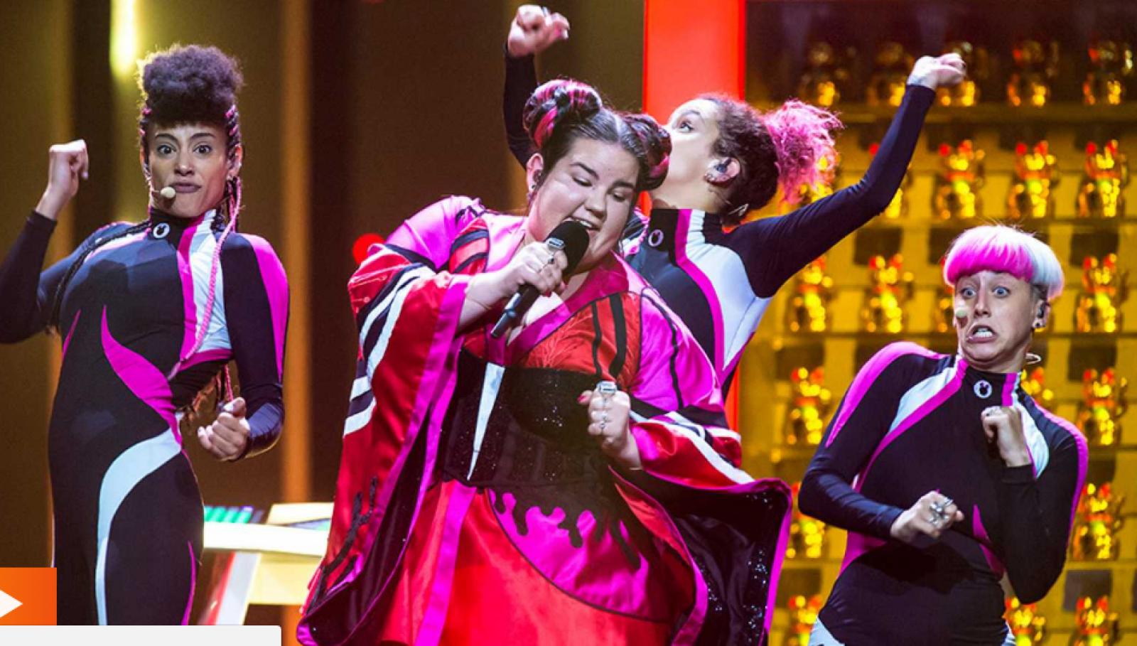 (video/update) Câștigătoarea Eurovision 2018 a devenit Netta, reprezentanta Israelului