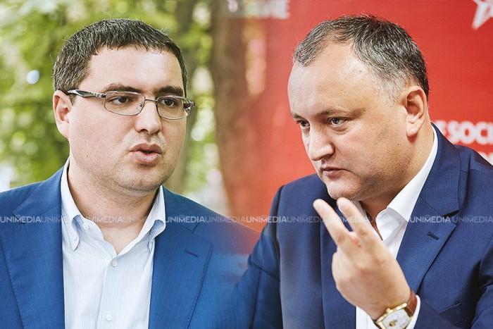(video) Usatîi: Dintre Sandu și Dodon l-aș susține pe liderul PSRM. Ce spunea în martie primarul de Bălți: Dodon este sută la sută proiectul lui Plahotniuc