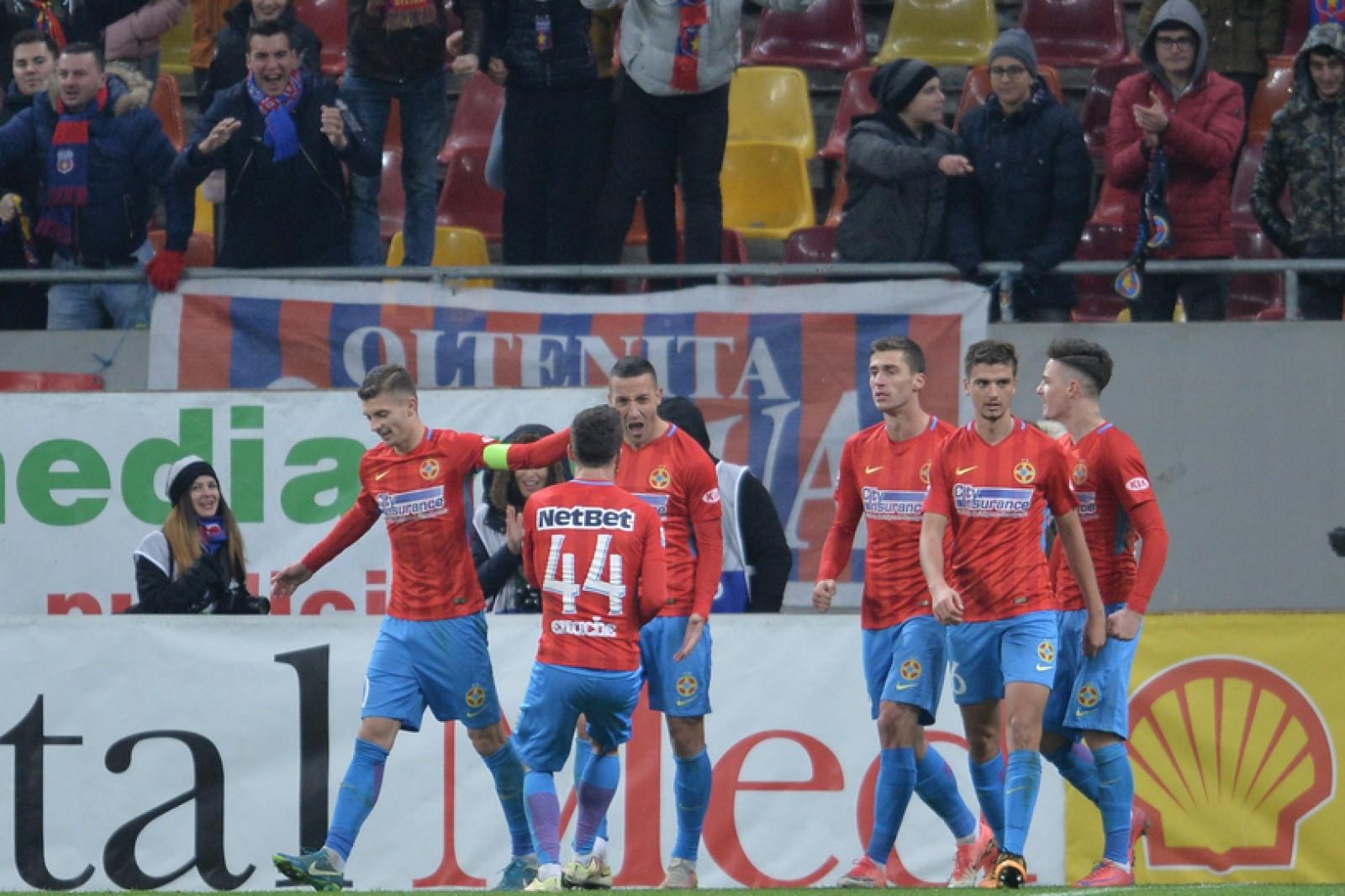 (video) Victorie istorică pentru FCSB! Roș-albaștrii au reușit pentru prima dată să câștige în fața unei echipe italiene