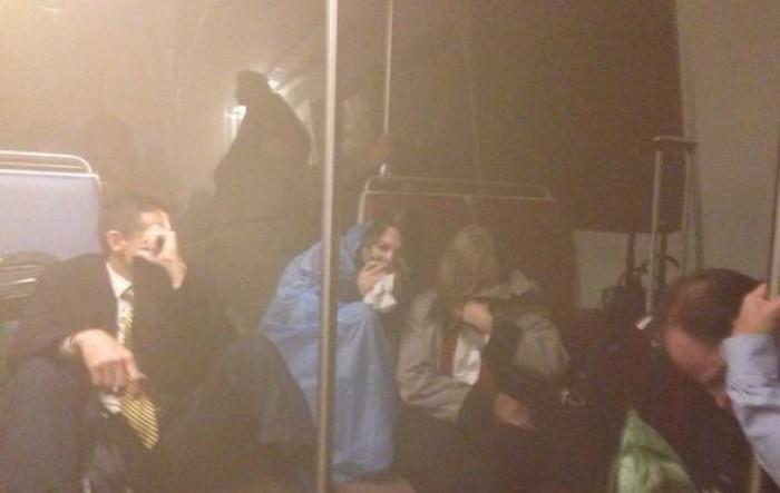 (video) WashingtonPost: O femeie a murit și zeci de persoane au fost rănite într-un metrou din Capitala SUA