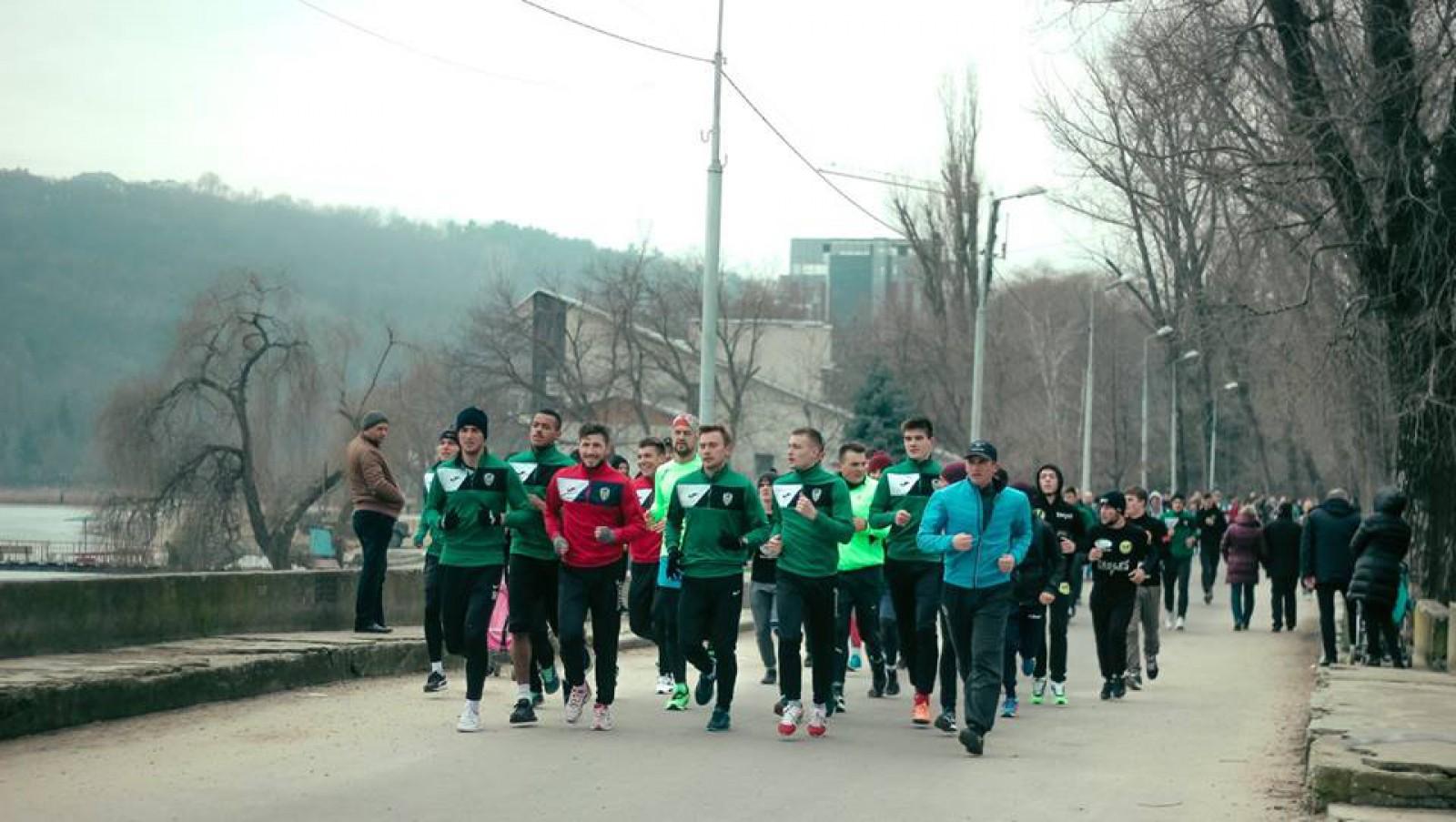 (video) Zimbru Run Day - Galben-verzii au alergat împreună cu toți cei care și-au dorit să fie mai aproape de echipa chișinăuiană