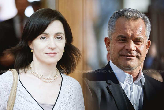Vlad Plahotniuc: Încă un PAS înainte al guvernării! În replică, Maia Sandu: Vă e frică să coborâţi la oameni să-i priviţi în ochi