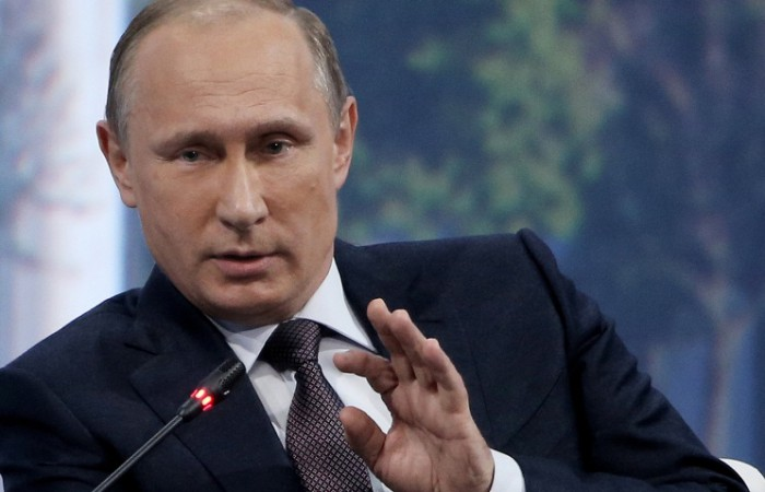Vladimir Putin: Rusia nu are planuri agresive și nu amenință pe nimeni