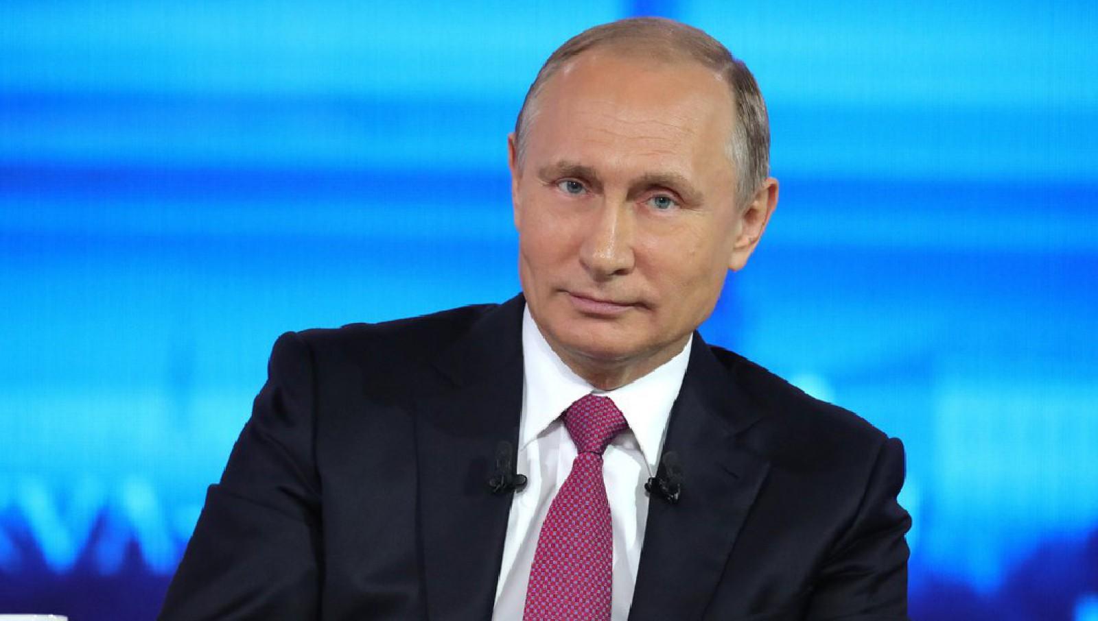 (video) Vladimir Putin și-a anunțat candidatura pentru alegerile prezidențiale din Rusia din 2018