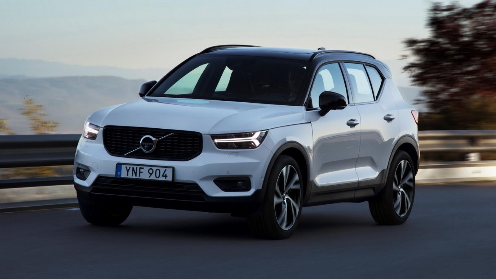 Volvo extinde producţia lui XC40 din cauza cererii mari şi anunţă primele detalii despre succesorul lui V40