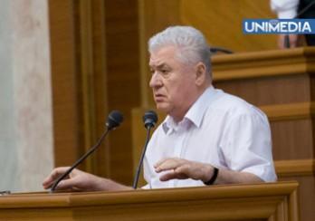 """Voronin """"i-a convins"""" pe deputații AIE să voteze condamnarea crimelor comunismului"""