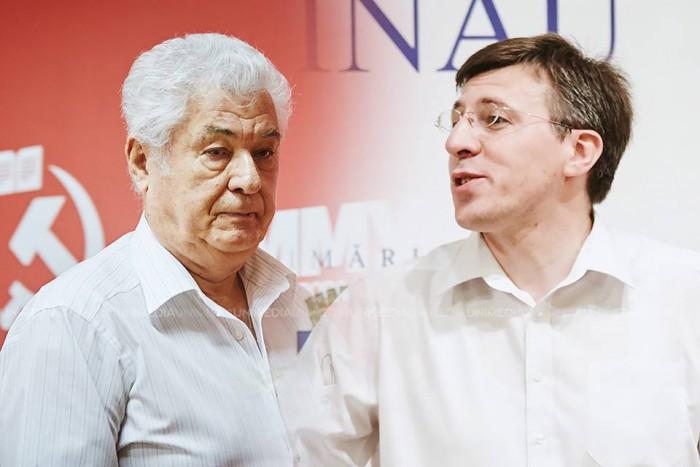 Voronin îl face impotent pe Chirtoacă: El până acum nu a înţeles că e nimeni, e zero! Ce l-a supărat pe comunist