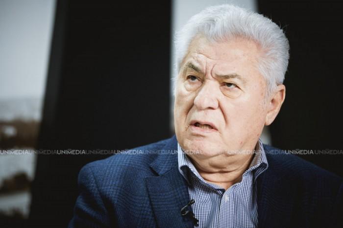 """Voronin recunoaște că Băsescu i-a propus să fie președintele """"României Mari"""". Ce i-a răspuns liderul PCRM"""