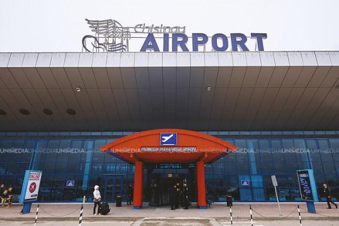 Vremea rea ține avioanele la sol. Toate zborurile de pe Aeroportul Chișinău, amânate!