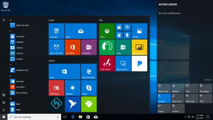 Windows 10 va permite restricţionarea traficului de date disponibil pentru actualizări Windows