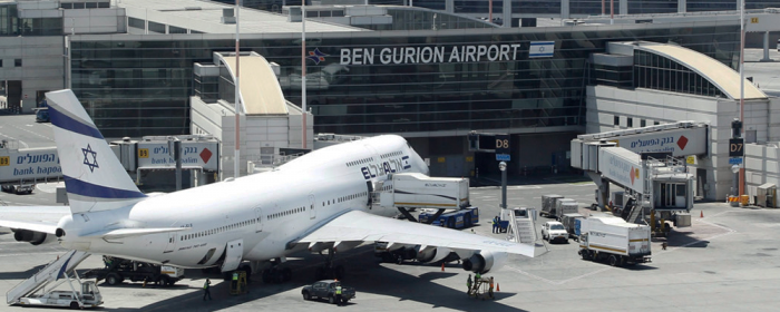 Zboruri directe Chișinău- Tel-Aviv, începând cu 2018