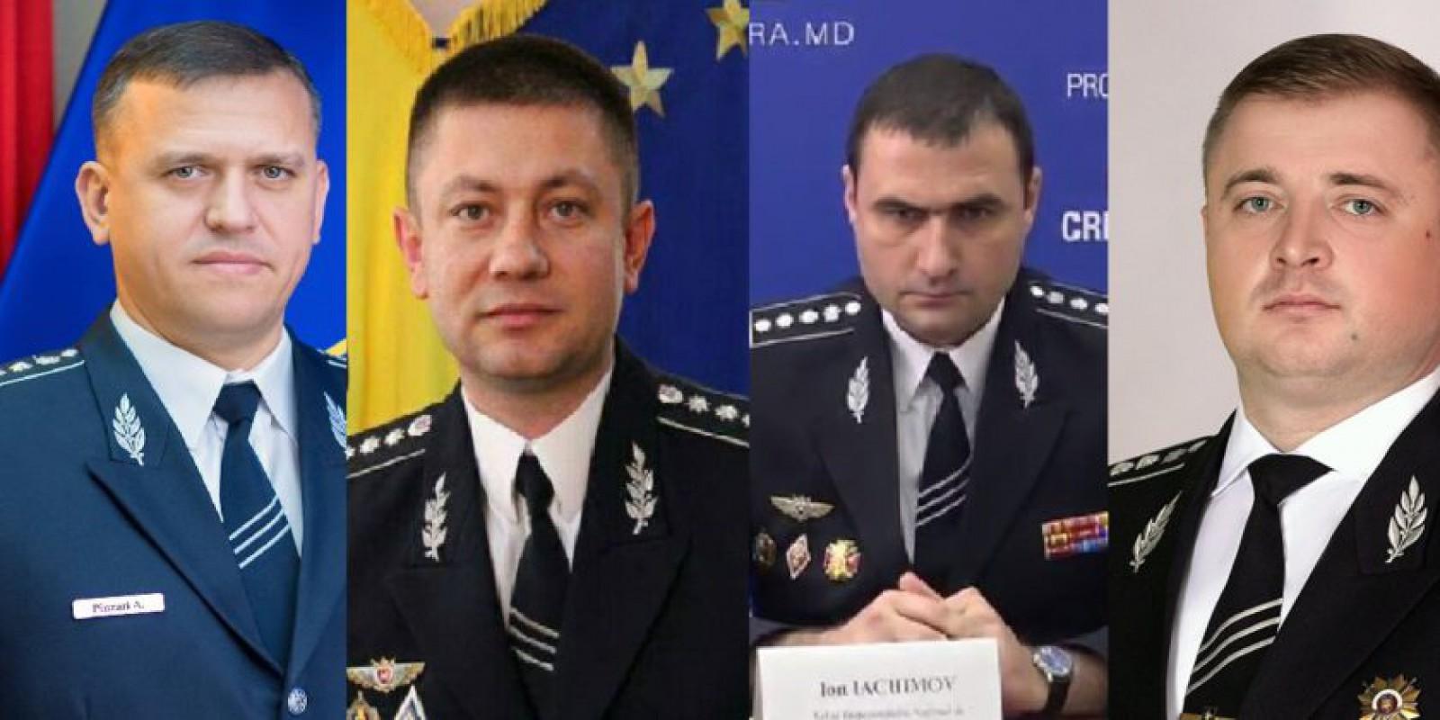 Ziarul de Gardă: Averea oficială a polițiștilor-șefi de la IGP, INP și INI