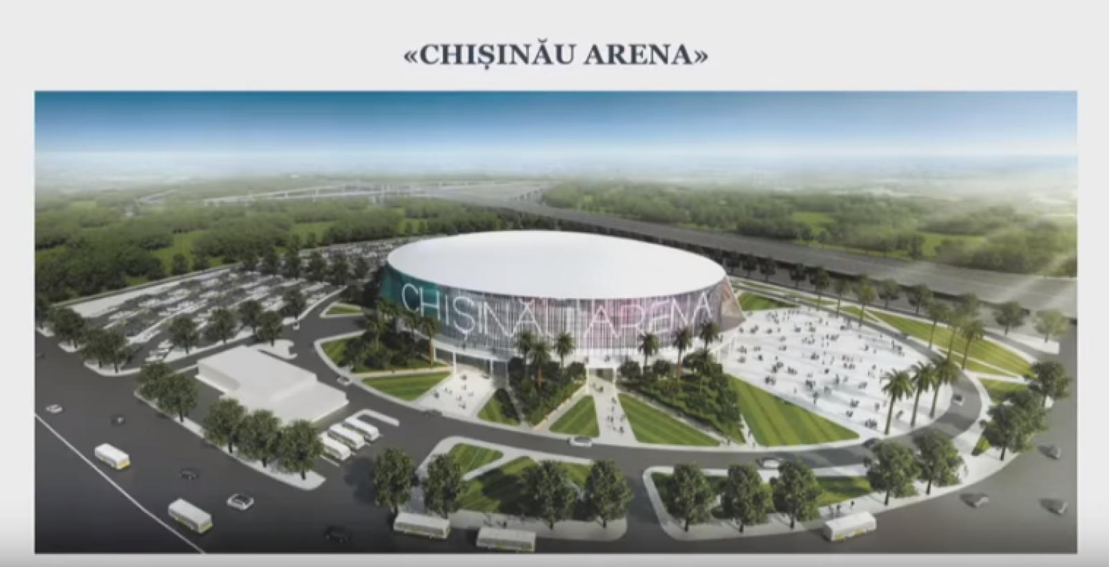 Ziarul de Gardă: Ministerul Finanțelor, despre alocarea banilor pentru Arena Chișinău din fondurile externe pentru drumuri