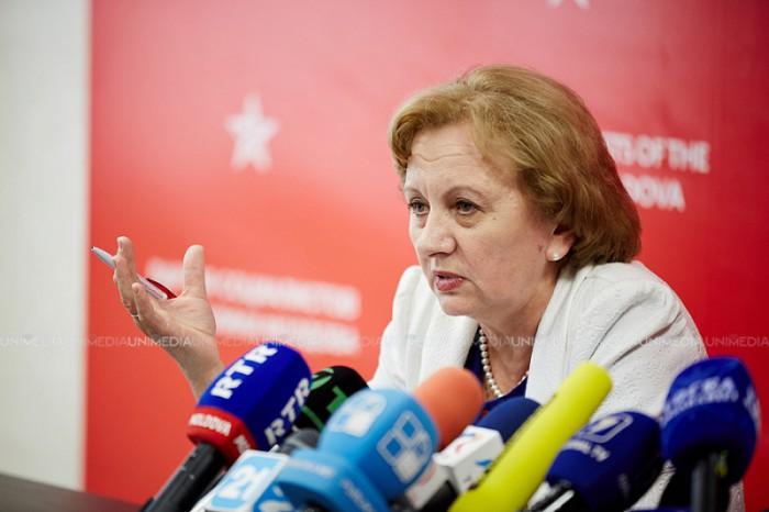 Zinaida Greceanîi: Poporul moldav ar putea avea de suferit după expulzarea celor cinci diplomați ruși