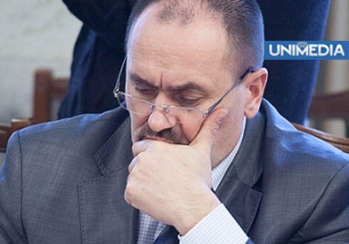 Zubco, audiat de ofițerii CNA în dosarul Pădurea Domnească