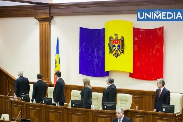 Audieri parlamentare cu ușile închise. Deputații discută despre securitatea națională în contextul crizei din Ucraina