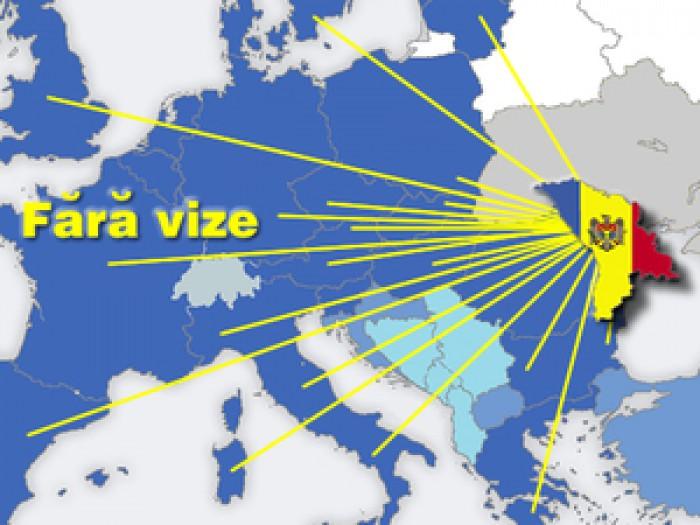 Șase luni de regim fără vize cu UE