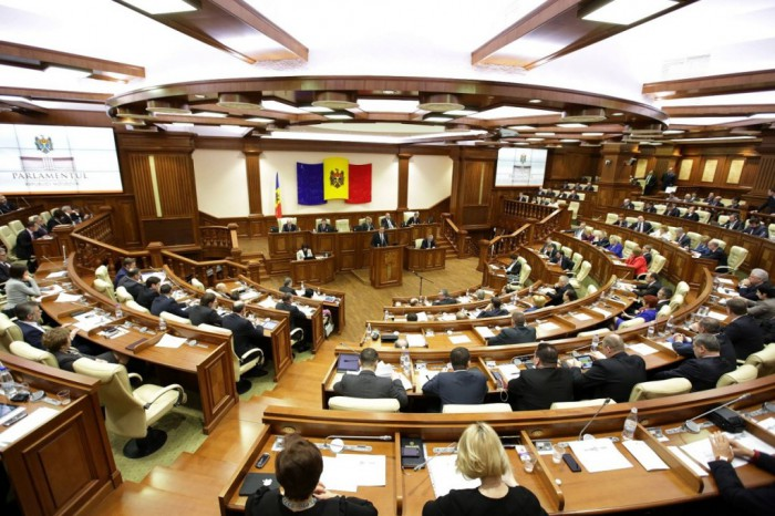 Ședința de constituire a Legislativului s-a încheiat. Declarațiile liderilor politici după alegerea conducerii Parlamentului
