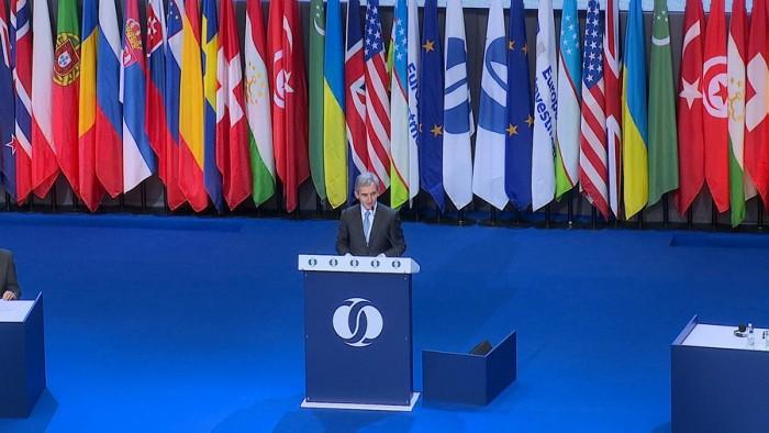 Șeful Guvernului la Reuniunea BERD: Moldova nu se mai autopercepe drept republică post-sovietică