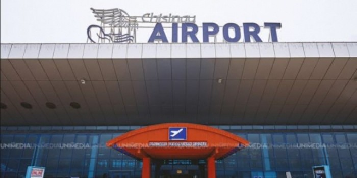 Aeroportul Internațional Chișinău și-a reluat activitatea