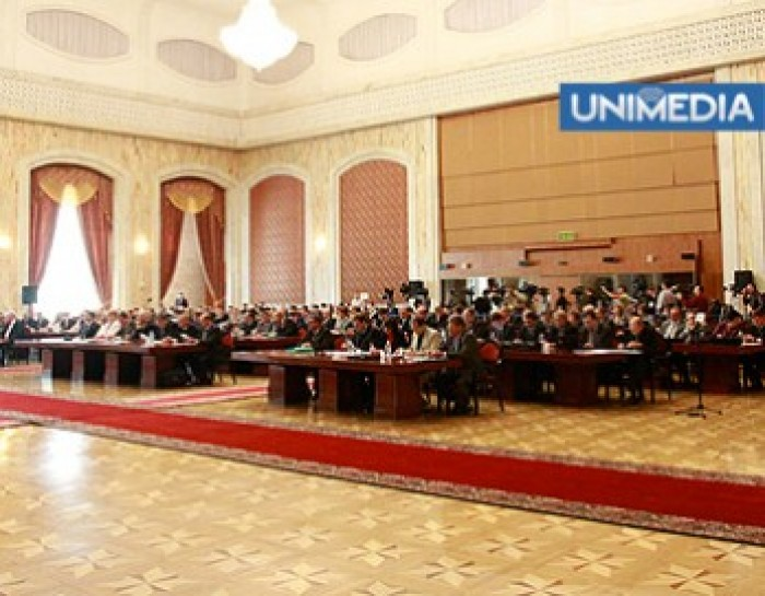 AIE vrea pace în Parlament: Vom evita subiectele care încing spiritele