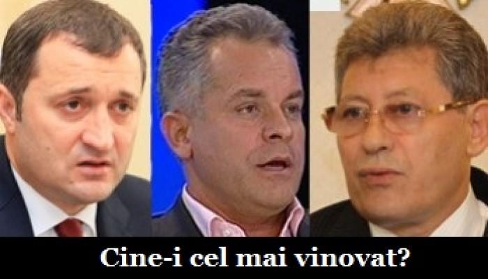 """Argumentul lui Ghimpu: """"Plahotniuc este un politician compromis, dar nu el a denunțat Acordul"""""""