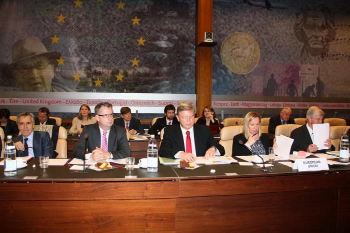 (video) Au fost încheiate negocierile pe marginea Acordului de Asociere cu Uniunea Europeană