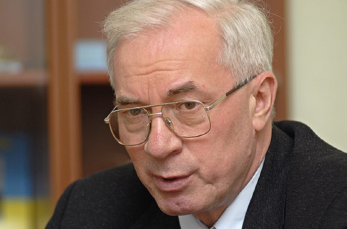 Azarov: În curând vom începe negocierile cu privire la semnarea Acordului de asociere cu UE