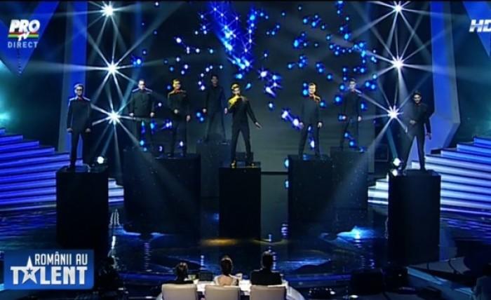"""(video) Grupul Brio Sonores de la Chișinău a câștigat concursul """"Românii au Talent"""""""