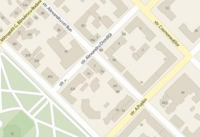 Capitala ar putea avea o stradă pietonală permanentă începând din această vară