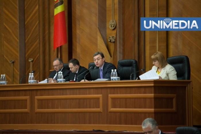 Primele declarații la deschiderea sesiunii de toamnă-iarnă a Parlamentului