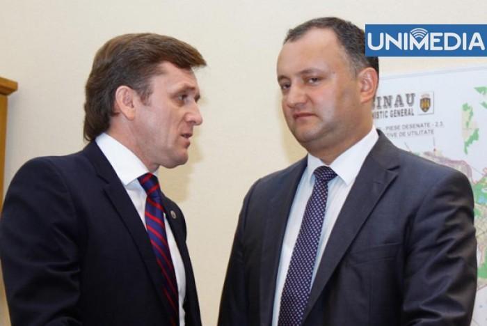 CEC a înregistrat grupul de inițiativă pentru demiterea lui Chirtoacă