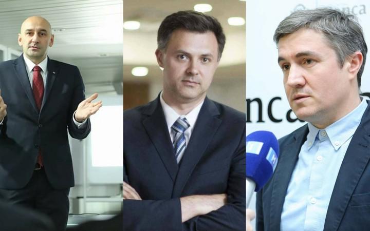 Cine sunt consilierii guvernatorului Băncii Naționale a Moldovei