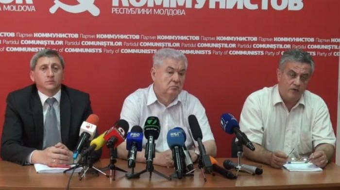 Comuniștii comentează scandalul în care este implicat Ioniță