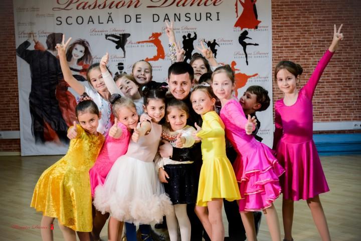 Copilului tău îi place să danseze? Alege Passion Dance - locul unde fiecare dansează cu pasiune