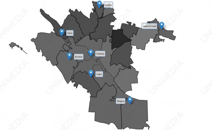 UPDATE: Cum s-a votat până la ora 18:30 în Chișinău. Sectorul cu cei mai activi locuitori