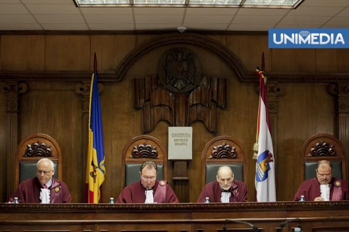 Curtea Constituțională  va interpreta săptămâna aceasta articolul privind limba de stat