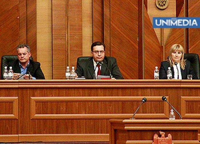 Ce spune legea despre revocarea speakerului Parlamentului și a adjunctului său