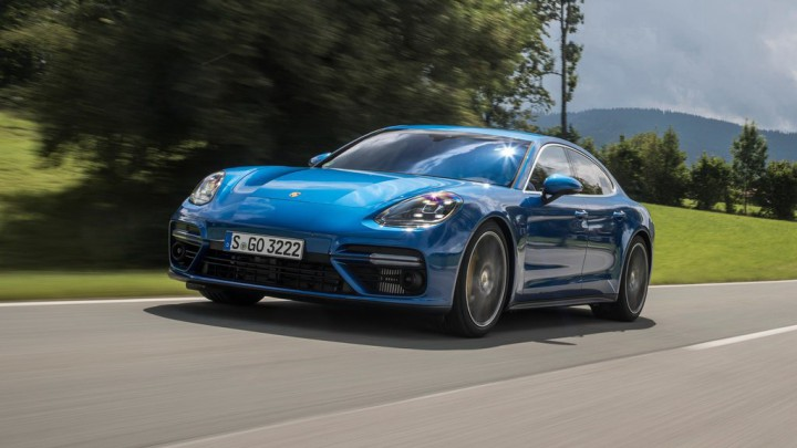 Declaraţie ambiţioasă! Modelul VW care va bate orice Porsche Panamera ieşit în cale