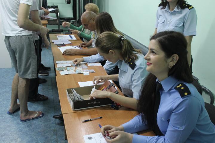 Deținuții au dat dovadă de spirit civic: 81% dintre aceștia au ieșit astăzi la vot