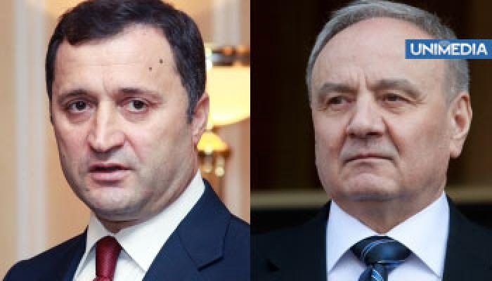 DEZBATERE despre consulatul rusesc: Filat VS Timofti
