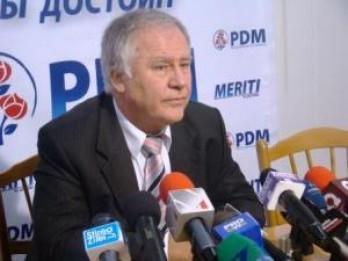 Diacov: Politicienii din AIE, dar şi din PD, folosesc Procuratura Generală pentru a-şi aranja interesele politice şi financiare