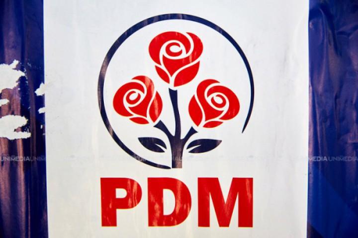 (doc) Cu ce partide vrea să negocieze PDM pentru desemnarea unui candidat comun la funcția de primar al Chișinăului