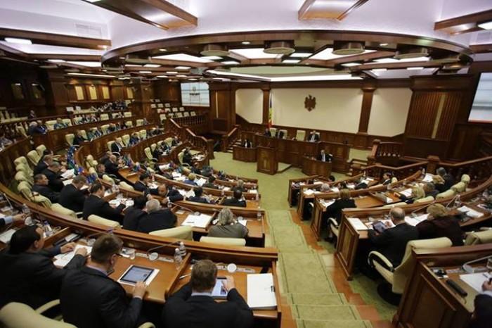 (doc) Parlamentul a adoptat o Declarație cu privire la Transnistria