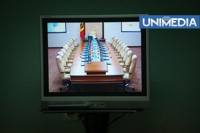 (doc) Parlamentul va decide mâine dacă interzice transmisiunea online a ședințelor Guvernului