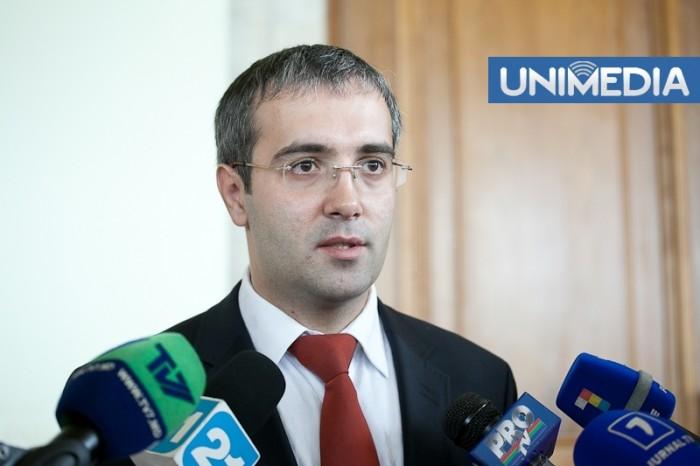 (doc) Sergiu Sîrbu și-a declarat averea pentru anul 2012