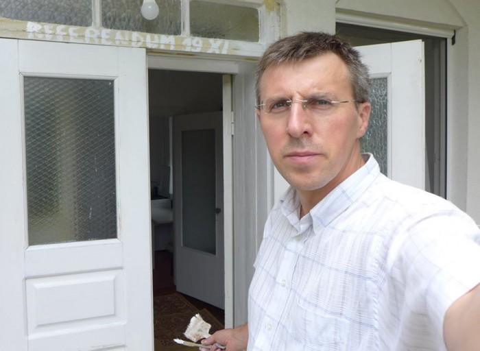 Dorin Chirtoacă: Este cinic să pui referendumul de ziua de naştere a lui Mihai Ghimpu