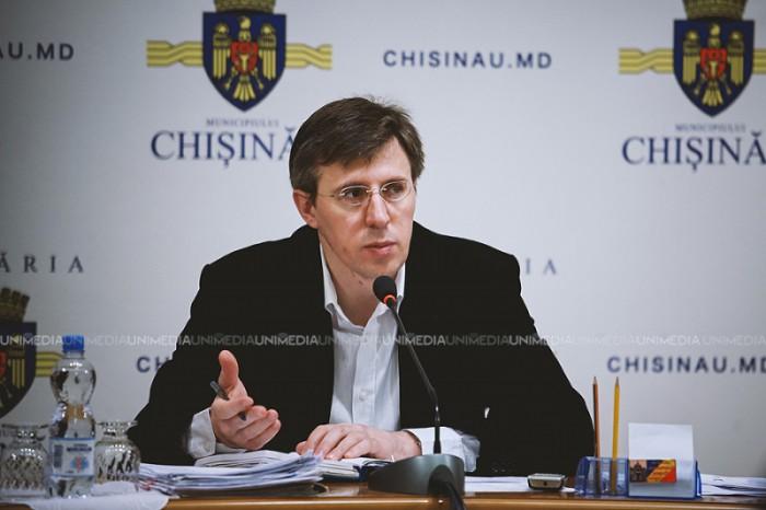(video) Dorin Chirtoacă spune când vor fi scoase microbuzele din Capitală