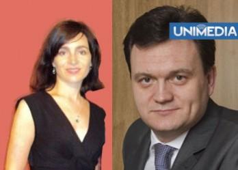 Dorin Recean și Maia Sandu propuși în locul lui Roibu și Șleahtițchi! Cine sunt ei?